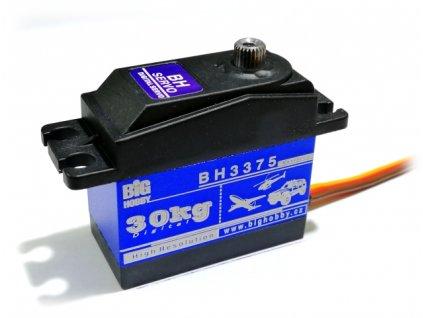 Servo BH 3375 (8.4V), 30kg,0.11s (digitální)