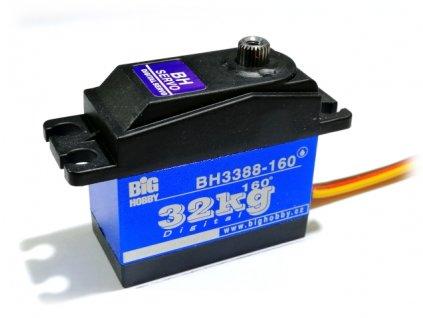 BH Servo 3388 58g/0,1s/32kg/160° (Vodotěsné)