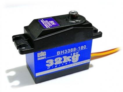 BH Servo 3388 58g/0,1s/32kg/180° (Digitální)