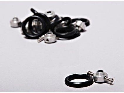 Gumičkový unašeč 3mm - A