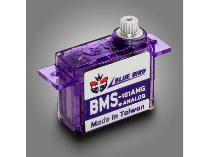 Blue Bird servo BMS-101AMG 4,4g/0,07s/1kg