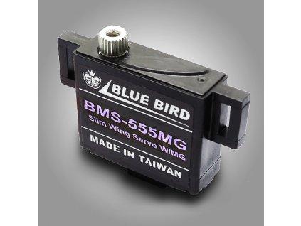 Blue Bird servo BMS-555MG 19,5g/0,13s/4,7kg