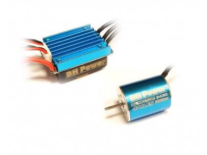 Combo BH Power 2430 5800kv+25A