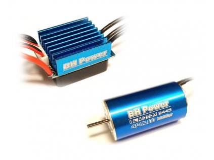 Combo BH Power 2445 3600kv+35A