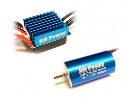 Combo BH Power 2445 4500kv+35A