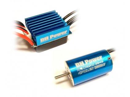 Combo BH Power 2845 3900kv+35A