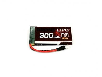 DRONE LIPO 300mAh 1S 35C (70C)