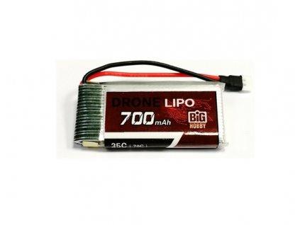 DRONE LIPO 800mAh 1S 35C (70C)