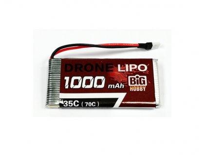 DRONE LIPO 1000mAh 1S 35C (70C)