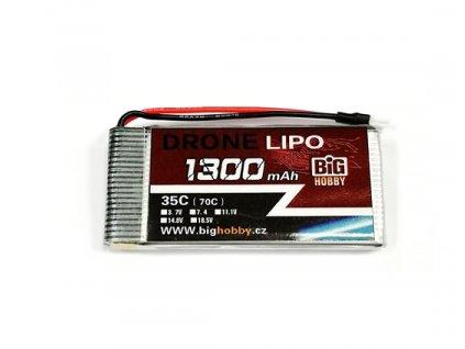DRONE LIPO 1300mAh 1S 35C (70C)