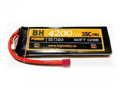 BH Power 4200 mAh 2S 35C (70C)