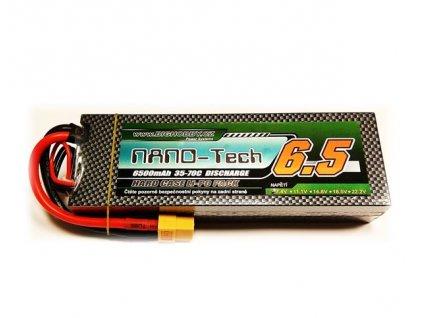 Bighobby- NANO Tech 6500mAh 2S 35C (70C) HC- AKCE !