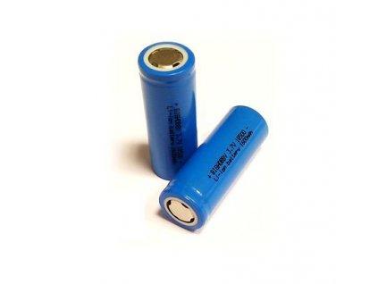 Nabíjecí Li-ion Baterie 18500 1600mAh (garance kapacity)