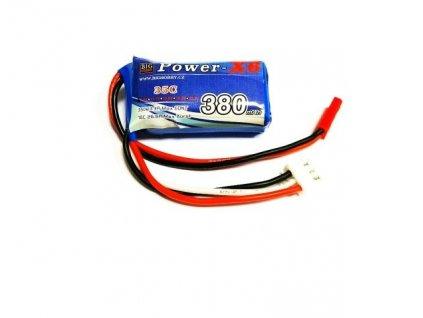 Power X6 380 mAh 3S 35C (70C)