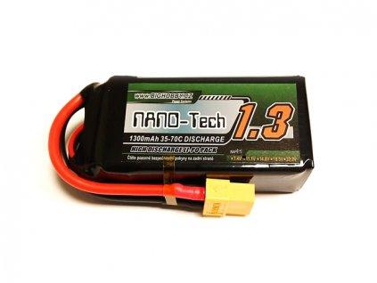 Bighobby- NANO Tech 1300mAh 3S 35C (70C)