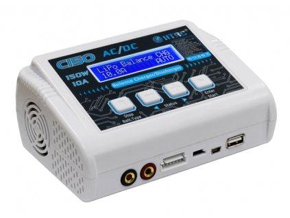 Nabíječ (balancer) HT- C150 (10A-150W) - LiHV, vestavěný zdroj