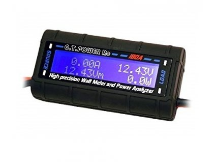 Watt meter G.T. Power 180A
