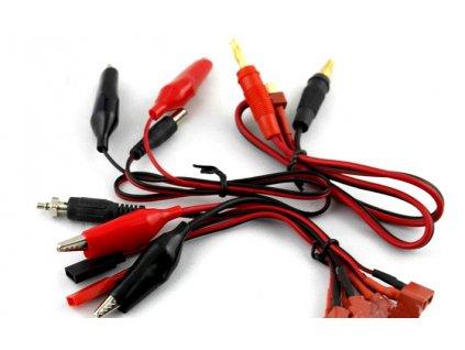 Náhradní propojovací kabely pro nabiječe (T- konektor)