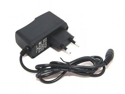 Napájecí síťový zdroj - adaptér 12V 1A 12W (B)2.1mm