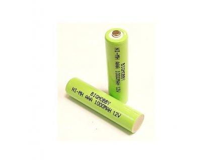 Nabíjecí NiMh AAA 1,2V 1000mAh baterie Bighobby