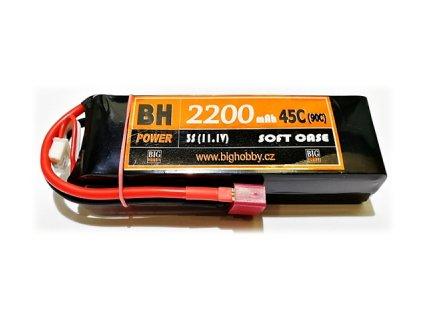 BH Power 2200 mAh 3S 45C (90C)