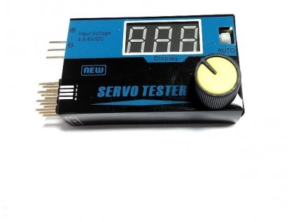 LED Servo tester - G.T. Power (A)