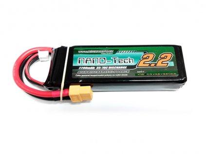 Bighobby- NANO Tech 2200mAh 3S 35C (70C)