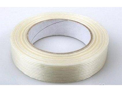 Skelná páska 25mm (25 metrů)