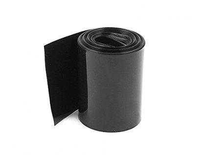 Teplem smršťovací PVC fólie 110mm (bužírka)