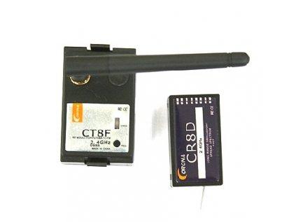Corona 2.4GHz modul CT8F+CR8D pro Futaba (DSSS)