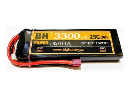 BH Power 3300 mAh 3S 25C (50C)