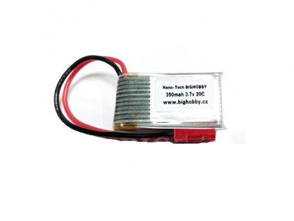 Bighobby- NANO Tech 350mAh 1S 20C (30C)