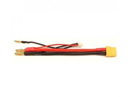 Nabíjecí, vybíjecí kabel pro Hard Case li-pol - XT60