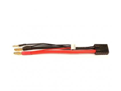 Nabíjecí, vybíjecí kabel pro Hard Case li-pol - Traxxas