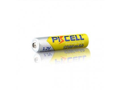 Nabíjecí AAA 1200mAh Ni-Mh (1,2V) PK CELL baterie