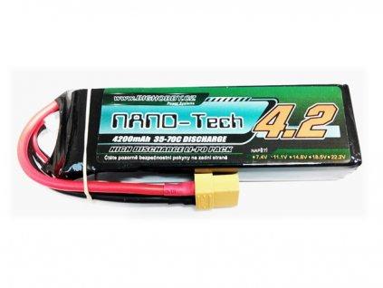 Bighobby- NANO Tech 4200mAh 3S 35C (70C)