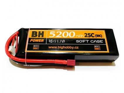 BH Power 5200 mAh 3S 25C (50C)