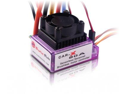 Sunrise X80A Car sensored střídavý regulátor 80A