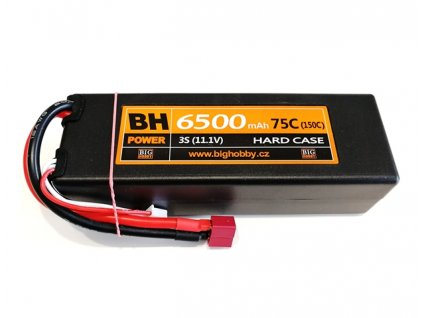 BH Power 6500 mAh 3S 75C (150C) HC (B) - AKCE !