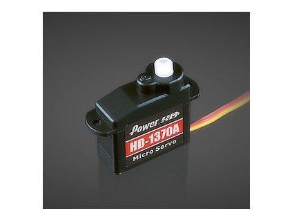 Power HD Servo 1370A 3,7g/0,1s/0,6kg (Analogové)