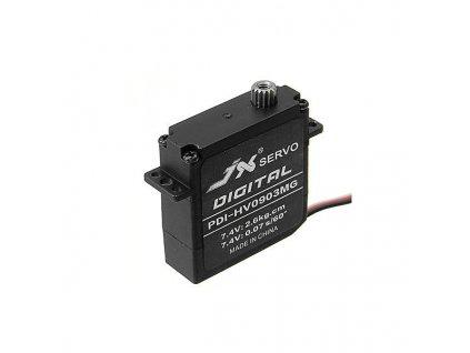 JX Servo PDI-HV0903MG 9,4g/0,07s/2,6kg (Digitální)