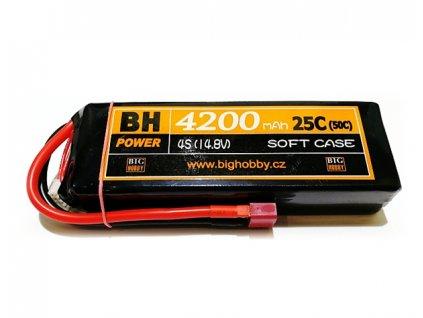 BH Power 4200 mAh 4S 25C (50C)