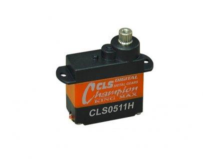 Kingmax Servo CLS0511H 5,3g/0,06s/1,1kg (Digitální)