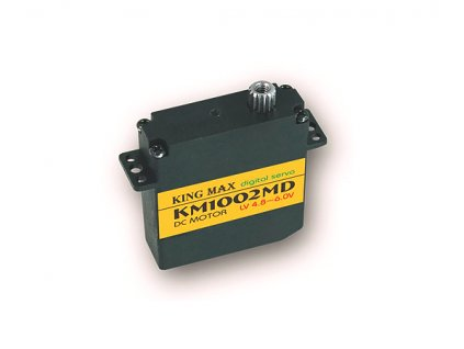 Kingmax Servo KM1002MD 9,4g/0,1s/1,9kg (Slim, digitální)