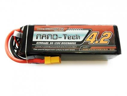 Bighobby- NANO Tech 4200mAh 6S 60C (120C)