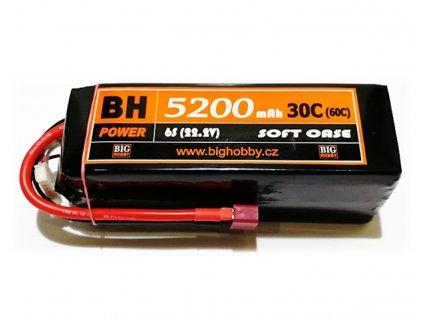 BH Power 5200 mAh 6S 30C (60C)