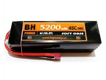 BH Power 5200 mAh 6S 45C (90C)