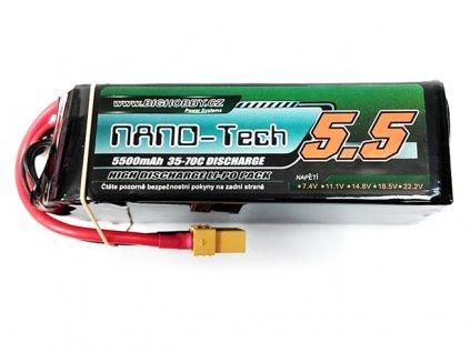Bighobby- NANO Tech 5500mAh 6S 35C (70C)