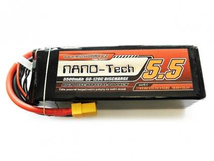 Bighobby- NANO Tech 5500mAh 6S 60C (120C)