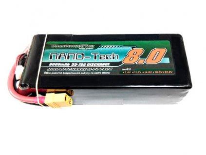 Bighobby- NANO Tech 8000mAh 6S 35C (70C)